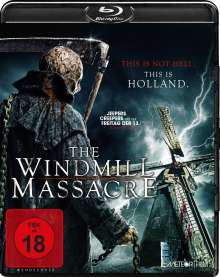 The Windmill Massacre (Blu-ray), Blu-ray Disc