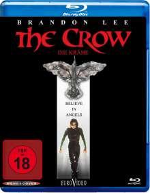 The Crow - Die Krähe (Blu-ray), Blu-ray Disc