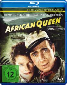 African Queen (Blu-ray), Blu-ray Disc