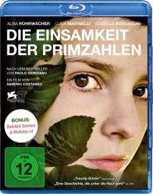 Die Einsamkeit der Primzahlen (Blu-ray), Blu-ray Disc