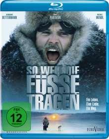 So weit die Füße tragen (2001) (Blu-ray), Blu-ray Disc