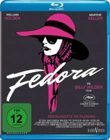 Fedora (Blu-ray), Blu-ray Disc