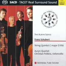 Franz Schubert (1797-1828): Streichquintett D.956, Super Audio CD
