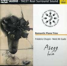 Abegg-Trio - Romantic Piano Trios, DVD-Audio