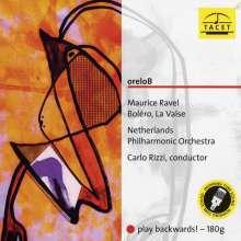 "Maurice Ravel (1875-1937): Orchesterwerke ""oreloB"", LP"