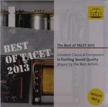 The Best of Tacet 2013 (180g), LP