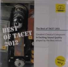 The Best of Tacet 2012 (180g), LP