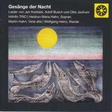Heidrun Maria Hahn - Gesänge der Nacht, CD