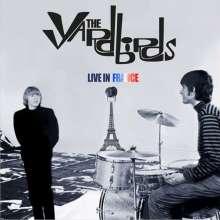The Yardbirds: Live In France 1965 - 1968, CD