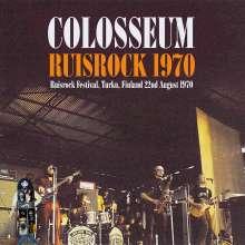Colosseum: Live At Ruisrock Festival, Turku, Finland 1970, CD