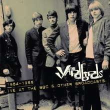 The Yardbirds: Live At The BBC Volume 2 (remastered) (180g), 2 LPs
