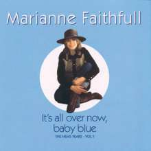 Marianne Faithfull: It's All Over Now, Baby Blue: The Nems Years Vol.1, CD
