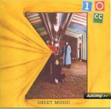 10CC: Sheet Music, CD