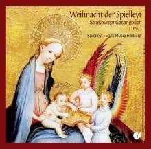 Weihnacht der Spielleyt - A Minstrel Christmas (Straßburger Gesangbuch 1697), CD