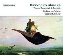 Dresdner Solisten - Russisches Märchen, CD