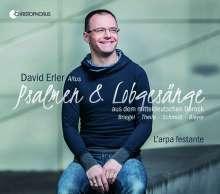 Psalmen & Lobgesänge aus dem mitteldeutschen Barock, CD