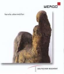Karola Obermüller (geb. 1977): Kammermusik, CD