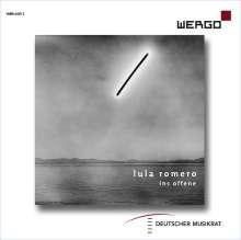 Lula Romero: Ins Offene für 10 Instrumente & Live-Elektronik, CD