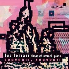 Luc Ferrari (1929-2005): Souvenir, Souvenir, CD