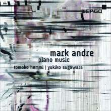 Mark Andre (geb. 1964): Klavierwerke, CD