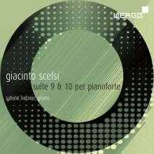 "Giacinto Scelsi (1905-1988): Suiten für Klavier Nr.9 ""Ttai""& Nr.10 ""Ka"", CD"