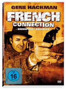 French Connection I, DVD