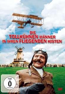 Die tollkühnen Männer in ihren fliegenden Kisten, DVD