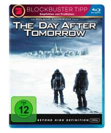 The Day After Tomorrow (Blu-ray), Blu-ray Disc