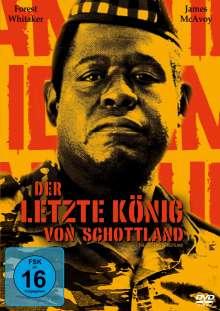 Der letzte König von Schottland, DVD
