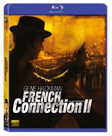 French Connection II (Blu-ray), Blu-ray Disc