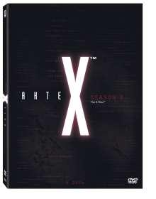 Akte X Season 8, 6 DVDs