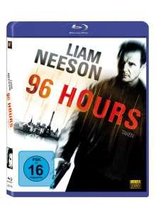 96 Hours (Blu-ray), Blu-ray Disc