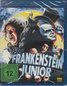 Frankenstein Junior (Blu-ray), Blu-ray Disc