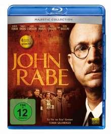 John Rabe (Blu-ray), Blu-ray Disc