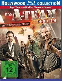 Das A-Team - Der Film (2010) (Blu-ray), Blu-ray Disc