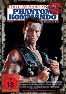 Phantom Kommando, DVD