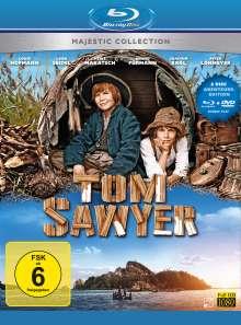 Tom Sawyer (2011) (Blu-ray), Blu-ray Disc
