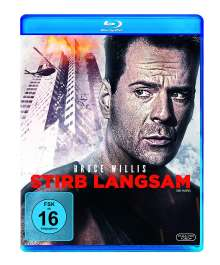 Stirb langsam (Blu-ray), Blu-ray Disc