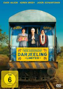 Darjeeling Limited, DVD
