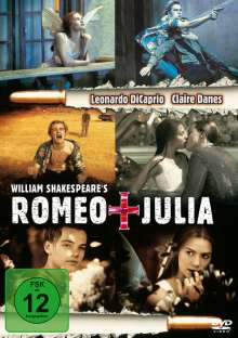 Romeo und Julia (1996), DVD