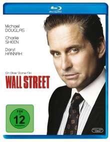 Wall Street (Blu-ray), Blu-ray Disc