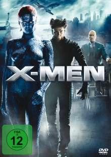X-Men, DVD