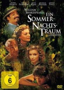 Ein Sommernachtstraum (1999), DVD