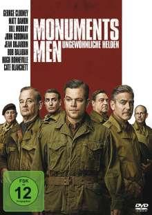Monuments Men, DVD