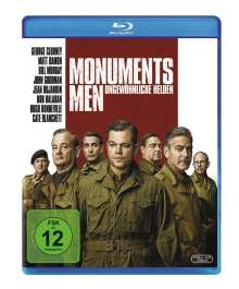 Monuments Men (Blu-ray), Blu-ray Disc