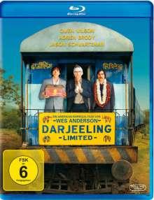 Darjeeling Limited (Blu-ray), Blu-ray Disc