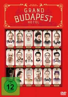 Grand Budapest Hotel, DVD