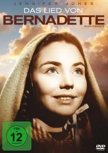 Das Lied von Bernadette, DVD