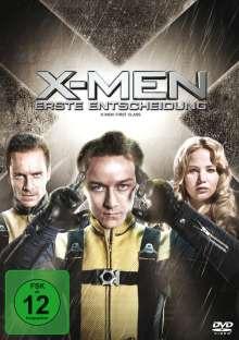 X-Men: Erste Entscheidung, DVD