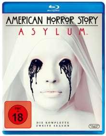 American Horror Story Staffel 2: Asylum (Blu-ray), 3 Blu-ray Discs